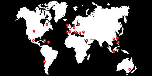 Somos una Red Global